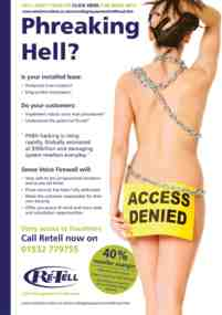 retell advert