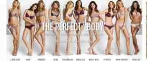 victorias secret perfect body advert