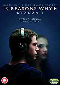 13 Reasons Why: Season One DVD