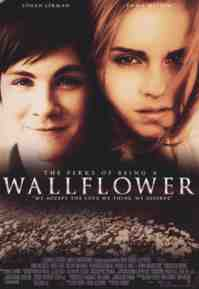 Wallflower poster