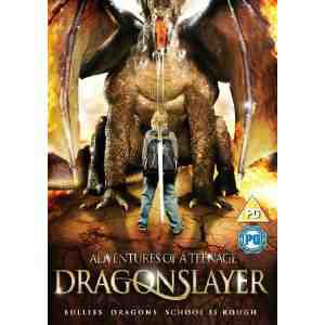 Adventures Teenage Dragon Slayer DVD