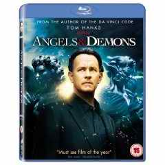 Angels Demons Extended Cut Blu ray