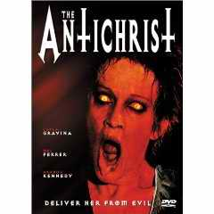 The Antichrist DVD