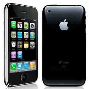 Apple iphone 3G Black 8GB