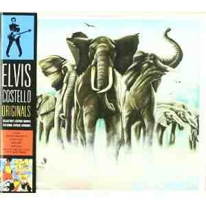 Armed Forces Elvis Costello Attractions