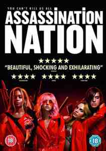 Assassination Nation DVD