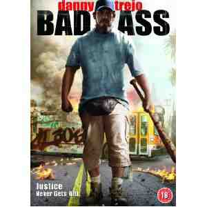 Bad Ass DVD Danny Trejo