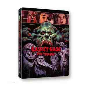 Basket Case Trilogy Limited Steelbook