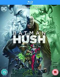 Batman: Hush Blu-ray