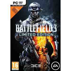 Battlefield 3 Limited PC DVD