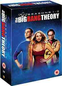 Big Bang Theory Season 1 7