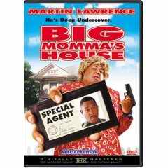 Big Momma's House DVD cover