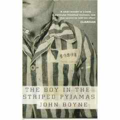 The boy in striped pjamas book
