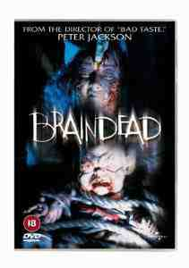 Braindead DVD Timothy Balme