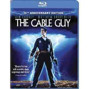 Cable Guy Blu ray Jim Carrey