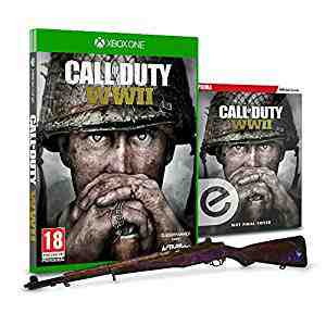 Call of Duty®: WWII + Animated Zombies Weapon Camo + Zombies Prima Strategy Guide