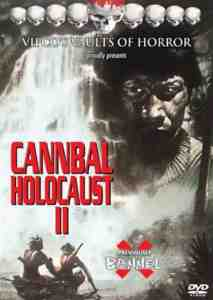 Cannibal Holocaust 2 DVD