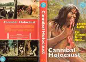 Cannibal Holocaust Redux DVD