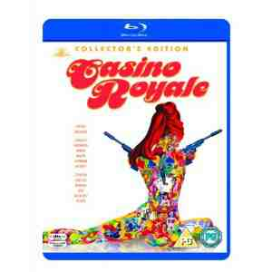 Casino Royale Blu ray David Niven