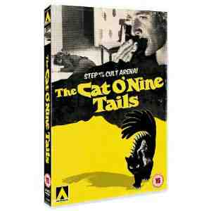 Cat Nine Tails James Franciscus