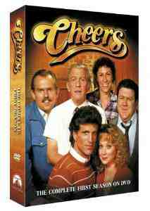 Cheers One DVD Ted Danson