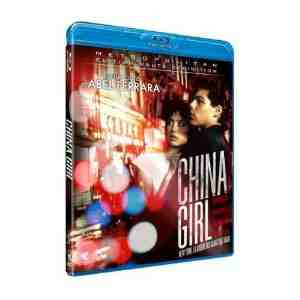 China Girl Blu Ray James Russo