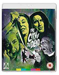 City of the Dead Blu-rayCombo