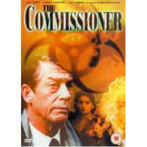 Commissioner DVD John Hurt