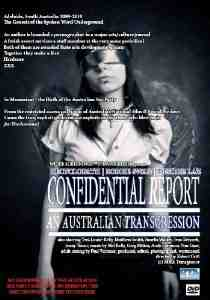 Confidential Report Australian Transgression Recyclopath