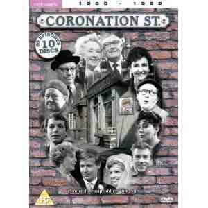 Coronation Street 1960s Disc Box