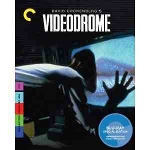 Criterion Collection Videodrome Blu ray US