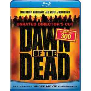 Dawn Dead Blu ray Sarah Polley
