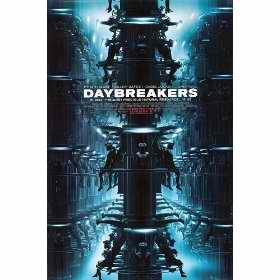 Daybreakers Theatrical Release
