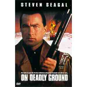 Deadly Ground DVD Region NTSC