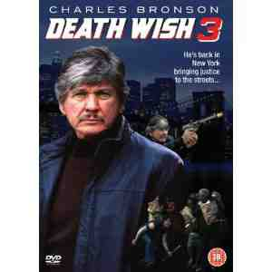Death Wish 3 UK DVD