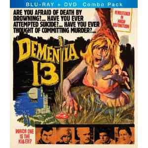 Dementia 13 Blu ray Richard Haloran