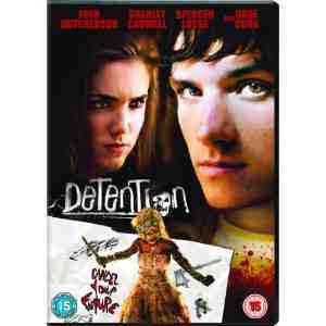 Detention DVD Josh Hutcherson