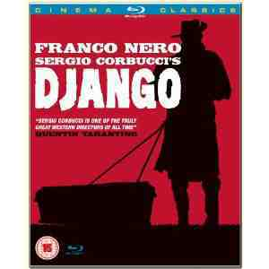 Django Blu ray Franco Nero UK