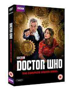Doctor Who Complete 8 DVD