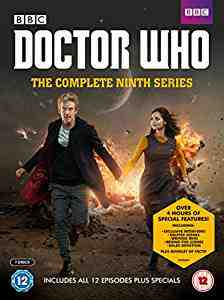 Doctor Who - Series 9 DVD