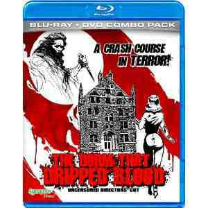 Dorm That Dripped Blood Blu ray