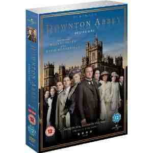 Downton Abbey DVD Hugh Bonneville