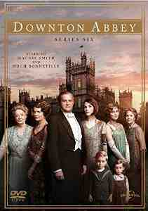 Downton Abbey DVD Maggie Smith