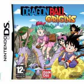 Dragonball Origins game