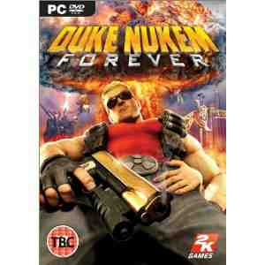 Duke Nukem Forever PC DVD