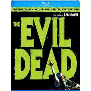 Evil Dead Limited Blu ray