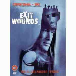Exit Wounds DVD Steven Seagal