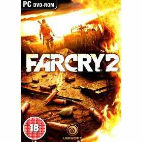 Far Cry 2 game