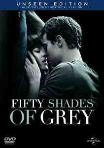 Fifty Shades Grey Unseen DVD