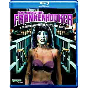 Frankenhooker Blu ray US James Lorinz